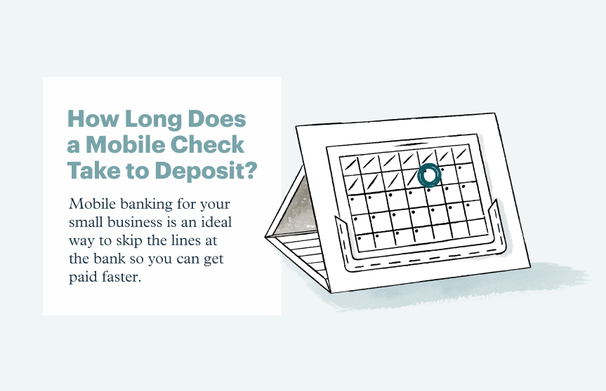 How Long Does a Mobile Check Take to Deposit?