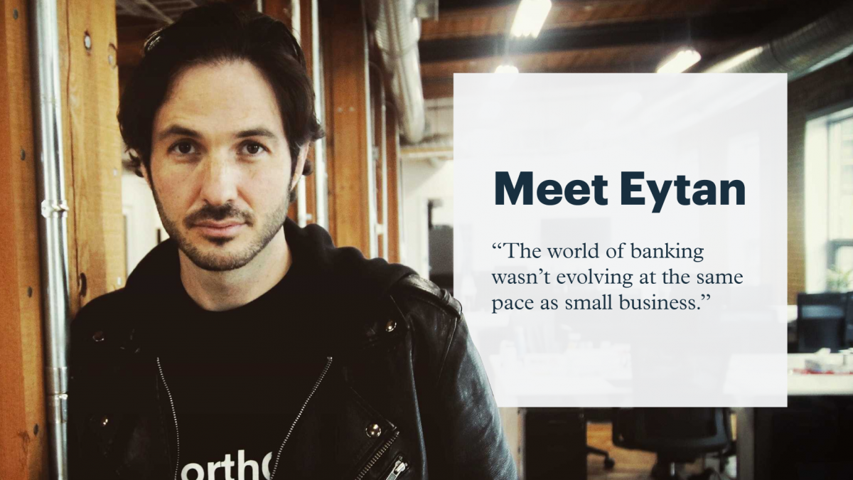 Meet Eytan – Co-Founder and CEO of NorthOne