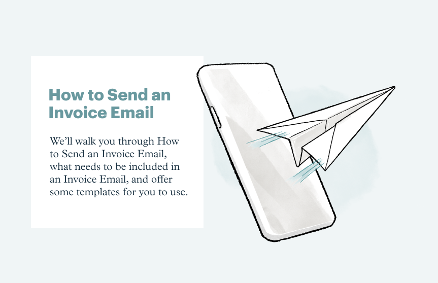 How to Send an Invoice by Email