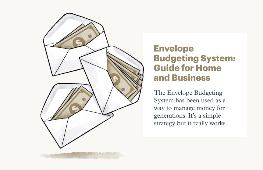 Envelope Budget System: Guide For Home and Business