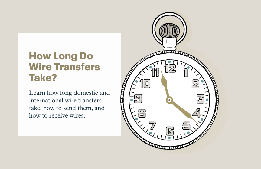 How Long Do Wire Transfers Take?