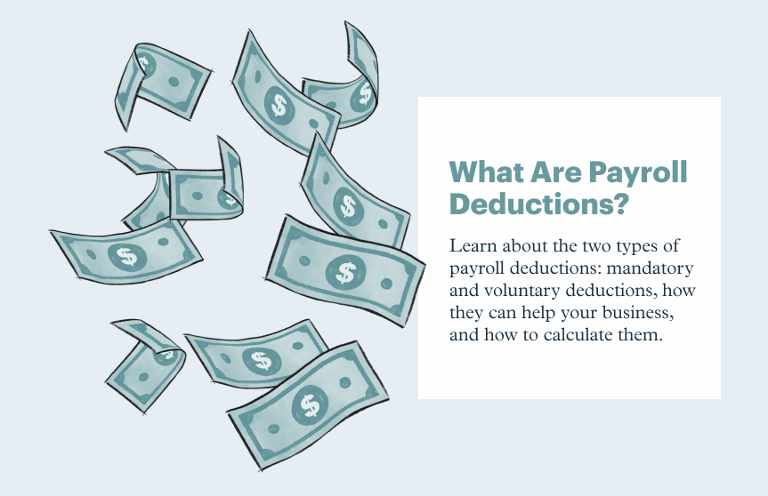 What are Payroll Deductions? Guide For All Business Types